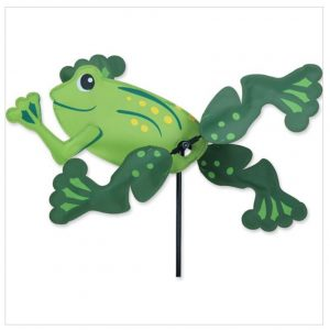 13 In. WhirliGig Spinner – Frog