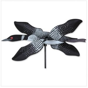 19 In. WhirliGig Spinner – Loon