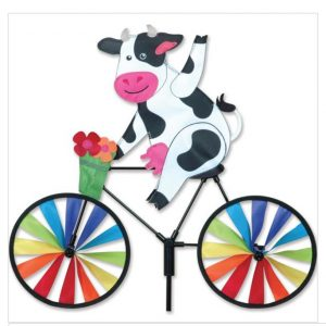 20 In. Bike Spinner – Cow