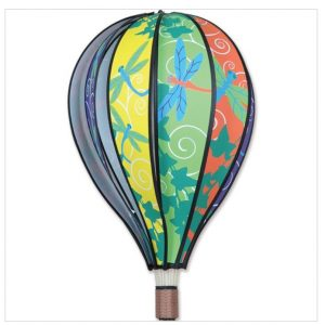 22 In. Hot Air Balloon – Dragonflies