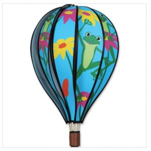 22 In. Hot Air Balloon – Frogs