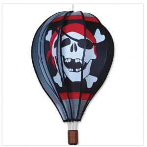22 In. Hot Air Balloon – Jolly Roger