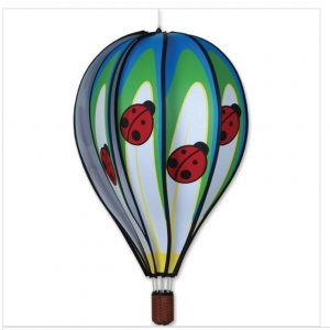 22 In. Hot Air Balloon – Ladybug