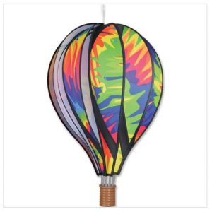 22 In. Hot Air Balloon – Tie Dye