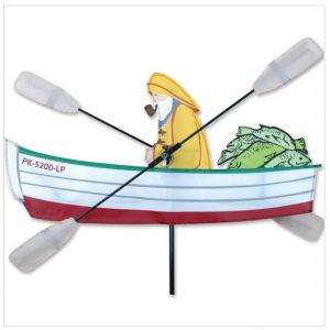 24 In. WhirliGig Spinner – Fisherman