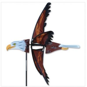 25 In. Flying Eagle Spinner