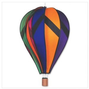 26 In. Hot Air Balloon – Rainbow
