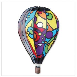 26 In. Hot Air Balloon – Rainbow Orbit