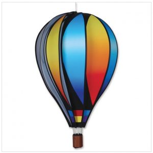 26 In. Hot Air Balloon – Sunset Gradient
