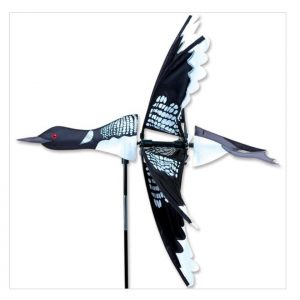 27 In. Flying Loon Spinner