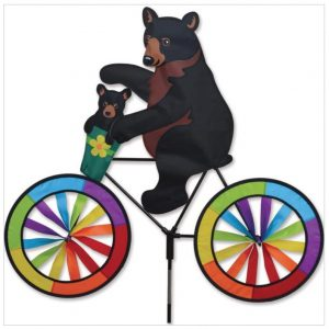 30 In. Bike Spinner – Black Bear