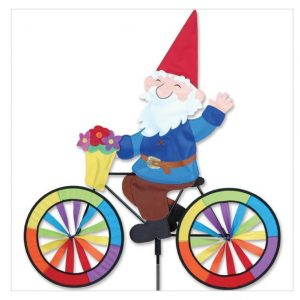 30 In. Bike Spinner – Gnome