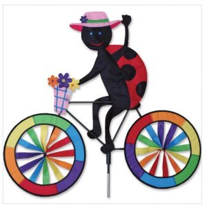 30 In. Bike Spinner – Ladybug
