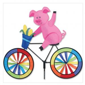 30 In. Bike Spinner – Pig