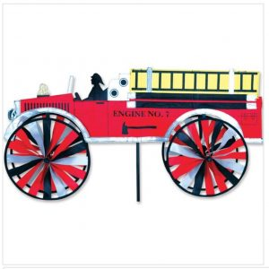 32 In. Fire Truck Spinner