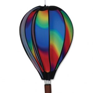 22 In. Hot Air Balloon – Wavy Gradient