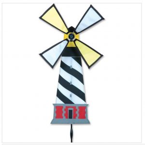 WLighthouse Spinner – Hatteras
