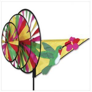Triple Spinner – Hummingbird