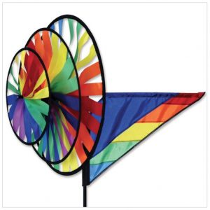 Triple Spinner – Rainbow