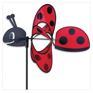 Whirly Wing Spinner – Ladybug