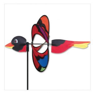 Whirly Wing Spinner – Rainbow Bird