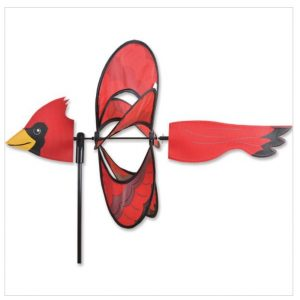 Whirlywing Spinner – Cardinal