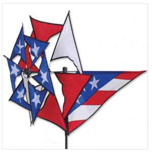 Windmill Spinner – Patriotic