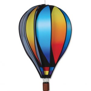 22 In. Hot Air Balloon – Sunset Gradient