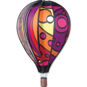 22 In. Hot Air Balloon – Warm Orbit